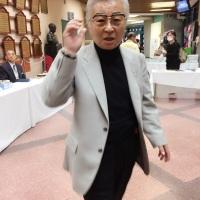 おや!斉藤徳雄先生。