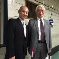 日民よりいらして下さった、金子さんと佐々木勝弘さん