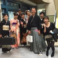 富山の富南会のみなさん 功労賞お目でとうございます