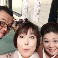 NHKの管野さんと駒和美さん