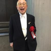 ゲストをお迎え係の監督(笑)高橋清峰先生
